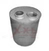 EXHAUST SILENCER Repl DAF