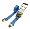ERGO RATCHET STRAP BLUE C/W CLAW HOOK 10MTR (5T/2.5/50MM)