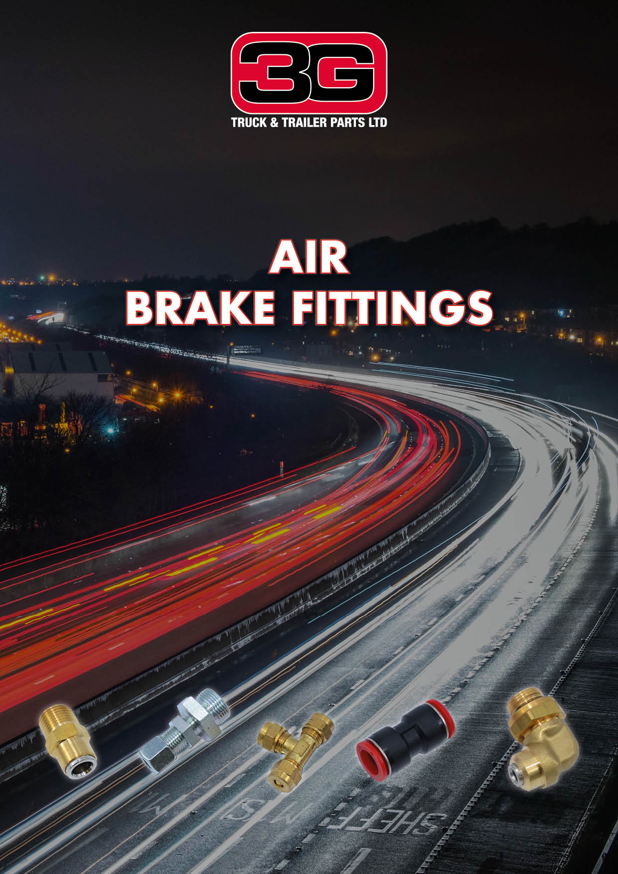 Air Brake Fittings Image coming soon. Click to view full catalogue
