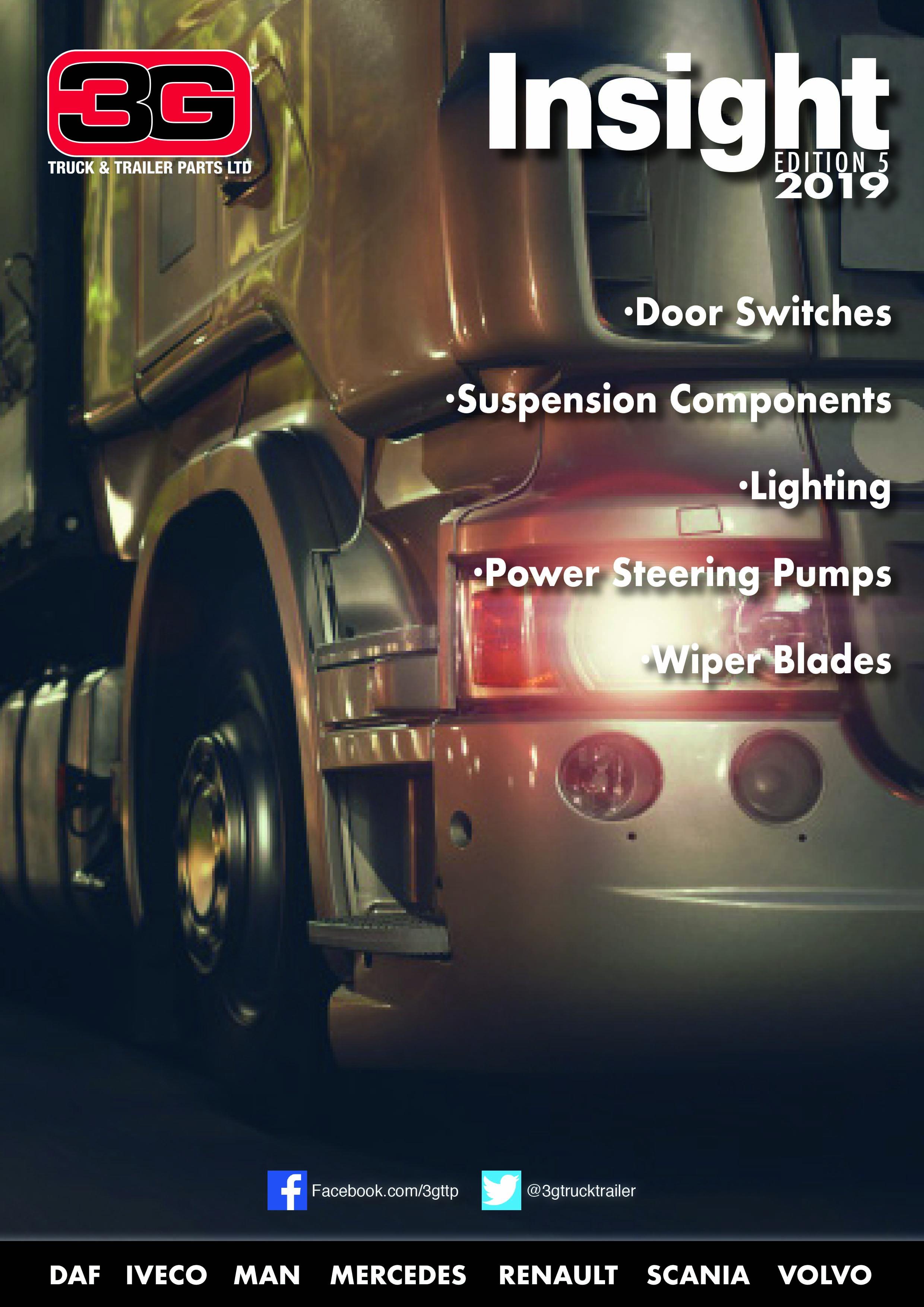 3G Truck & Trailer Parts Ltd
